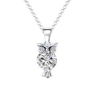 Owl Pendant Necklace - SkyeClothes