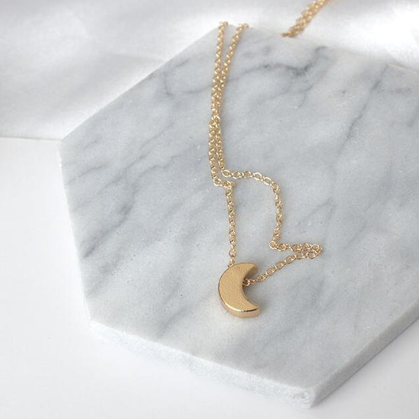To The Moon Necklace - SkyeClothes