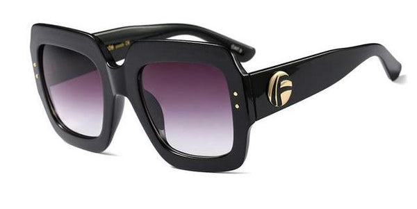 Luxury Square Sunglasses - SkyeClothes