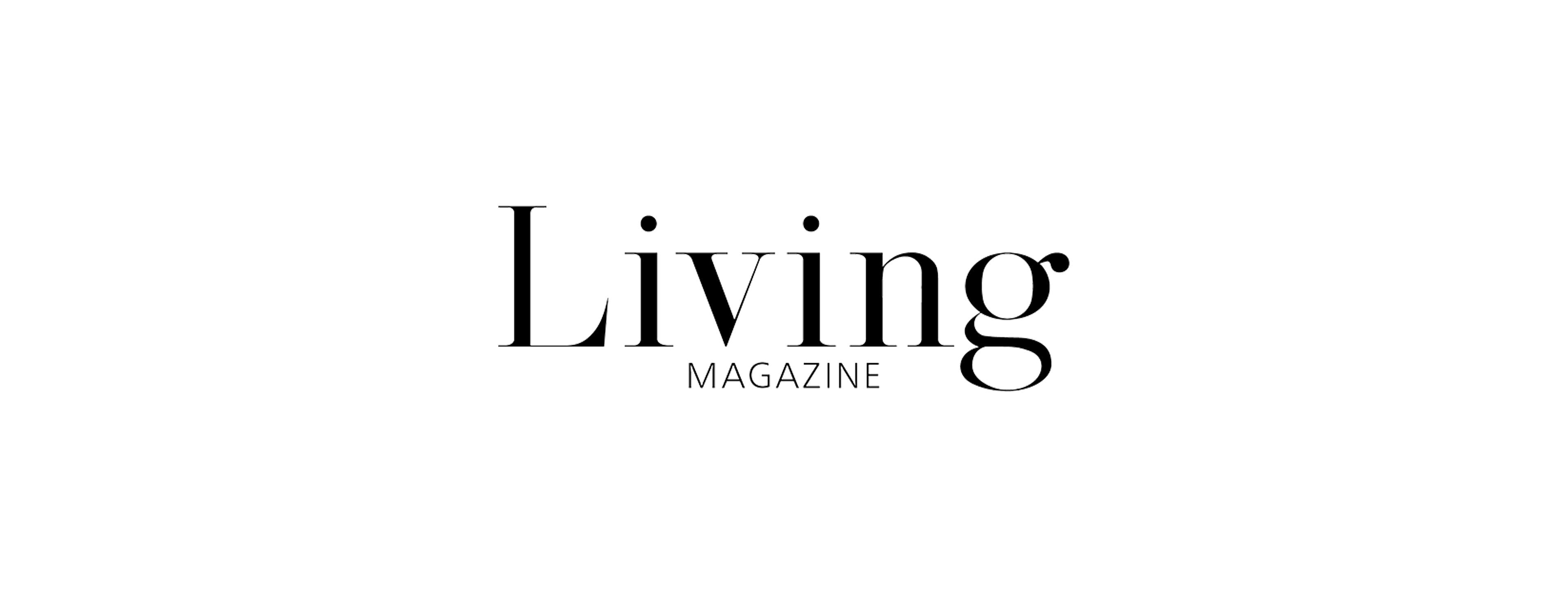 HC in Living Magazine