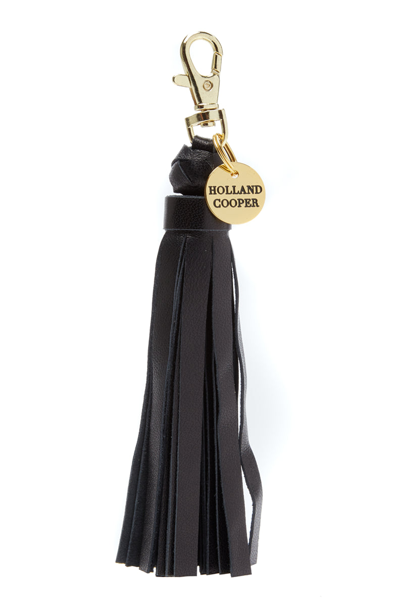 Mayfair Tassels (Black)