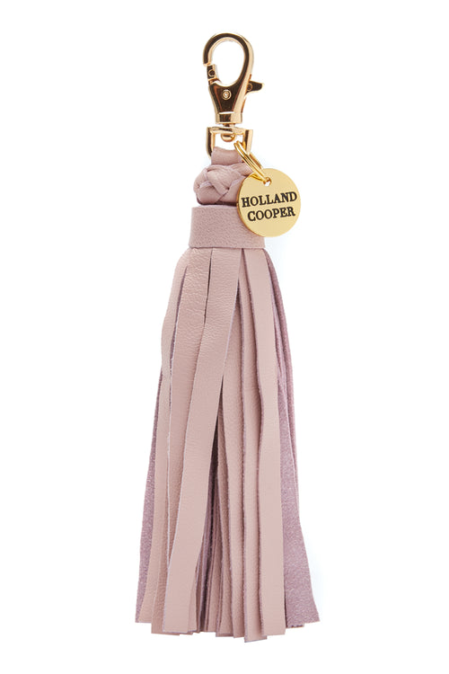 Mayfair Tassels (Light Pink)