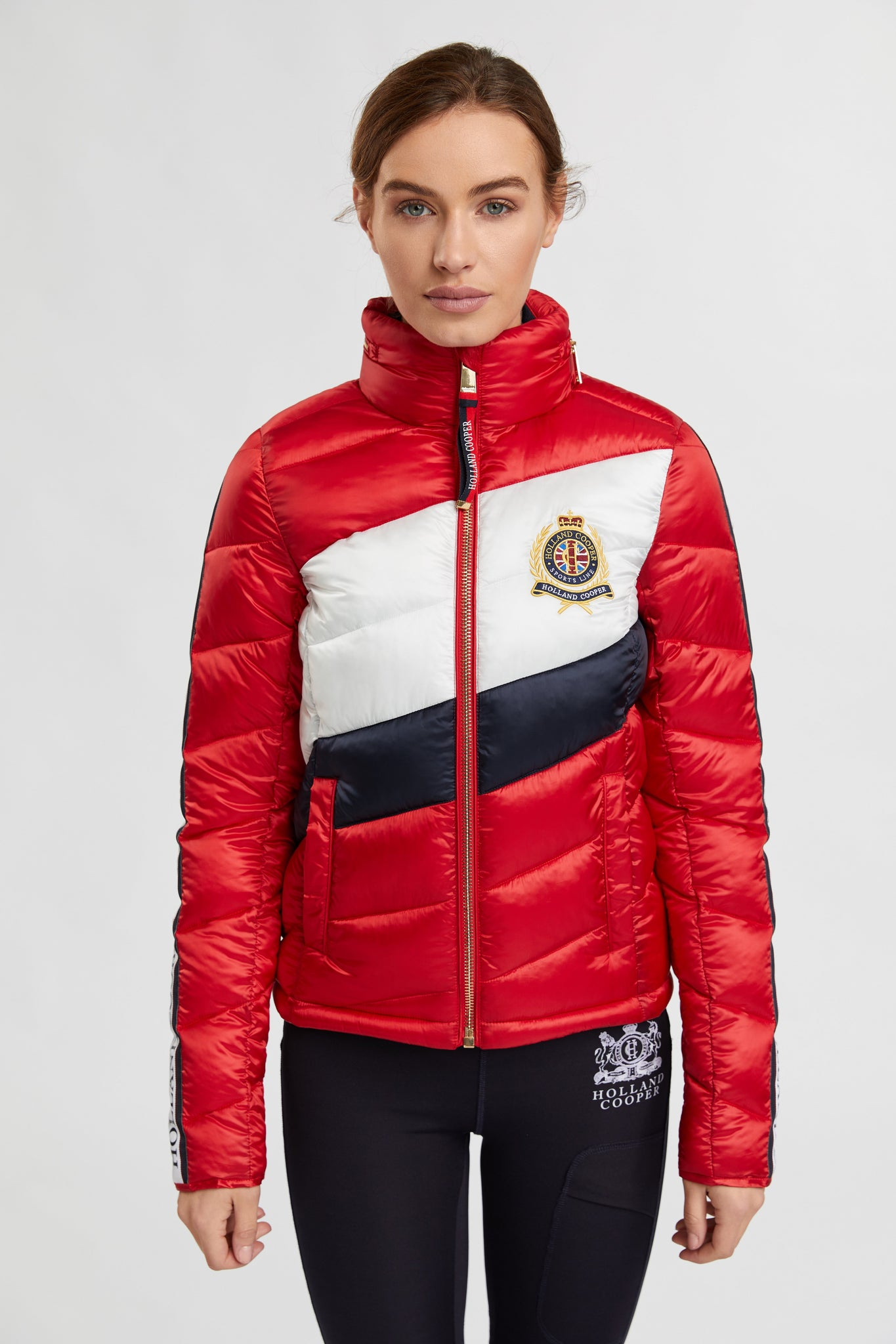 Sport Jacket (Red)