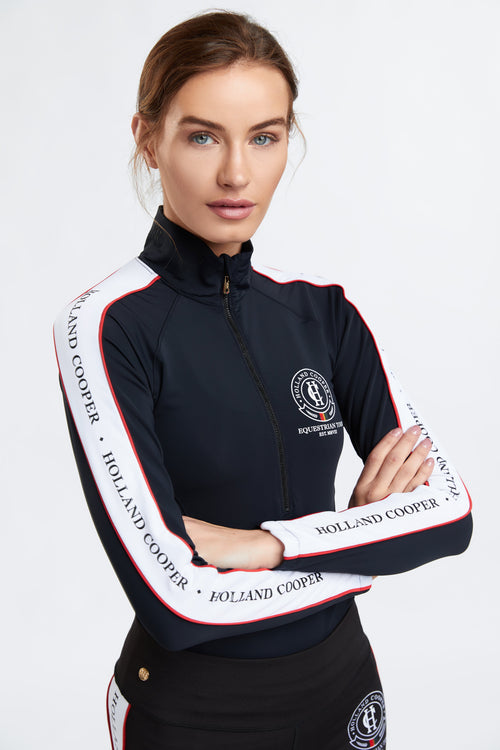 Heritage Equi Base Layer (Black)