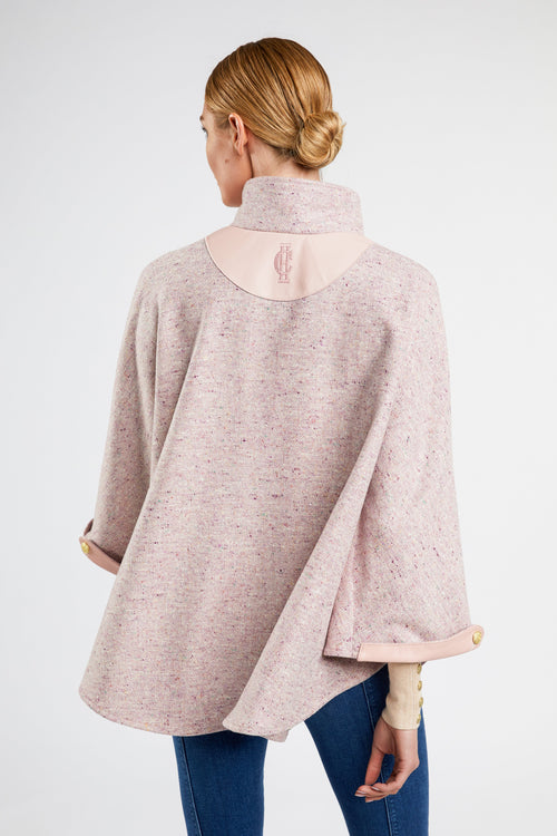 The Classic Cape (Anniversary Pink)