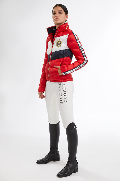 Equi Sport Jacket (Red)