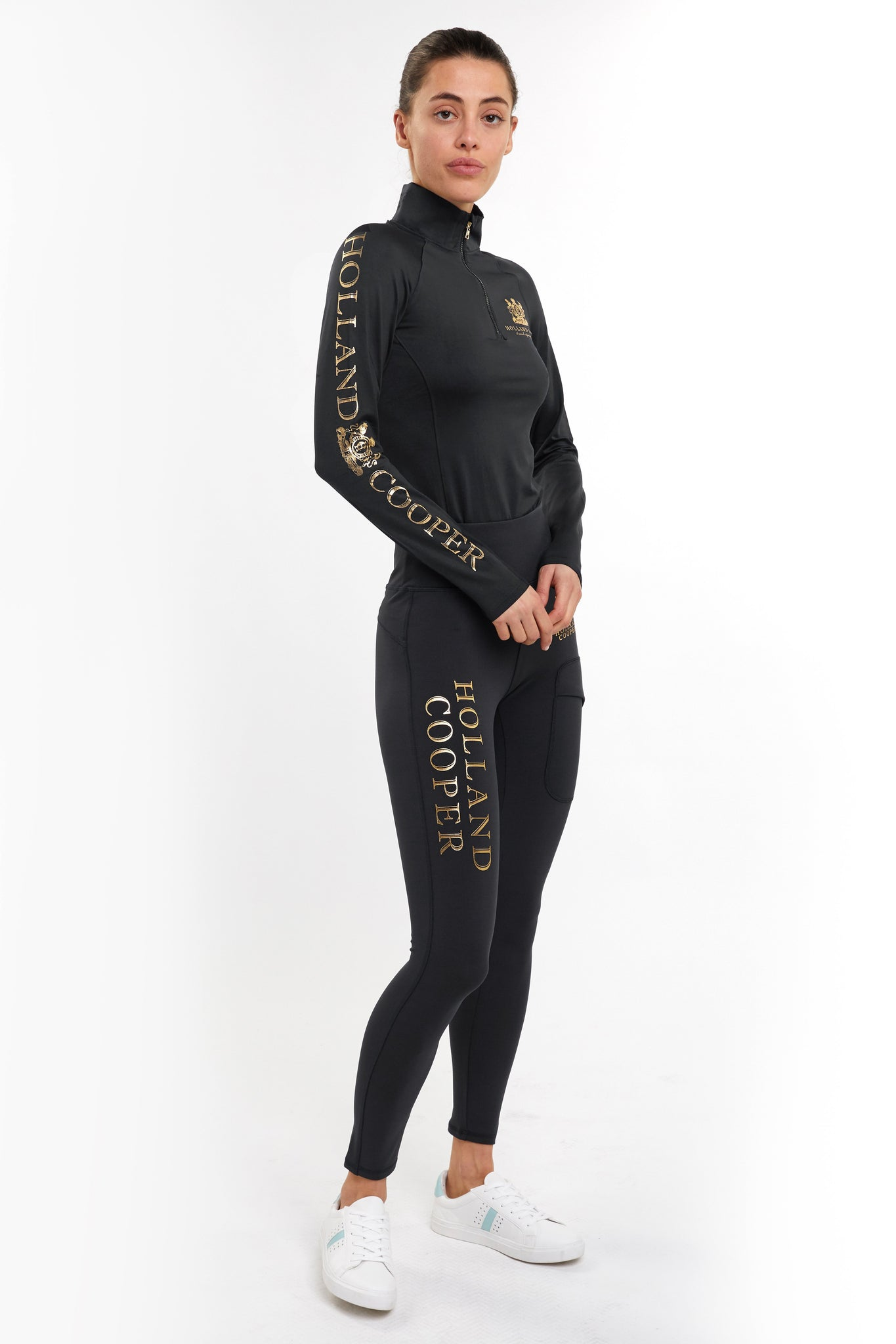 Base Layer (Slate Gold)