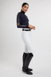 Full Seat Competition Breeches (Optic White)