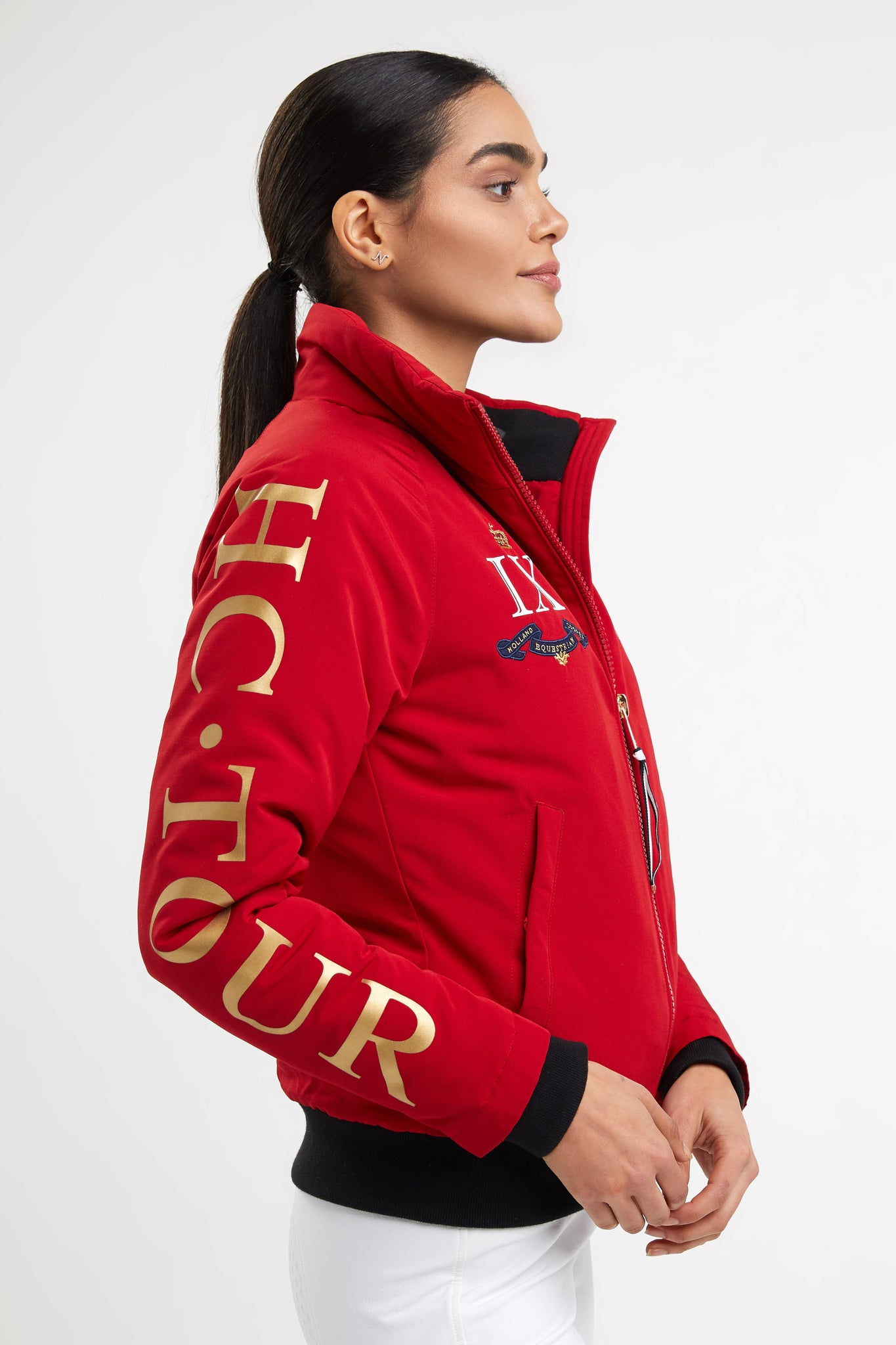 Team Jacket (Vermillion Red)