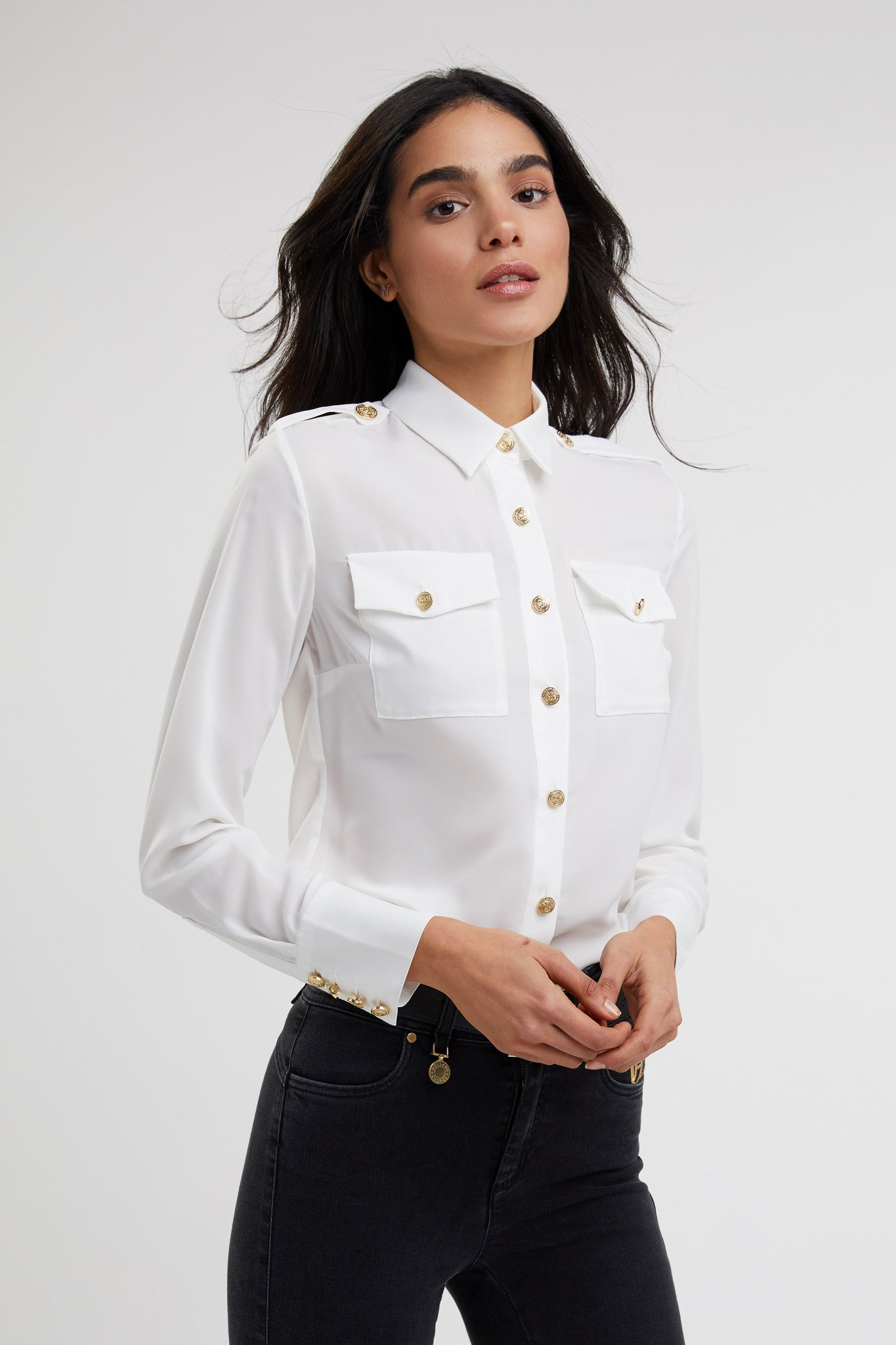 Luxury Shirt (White)