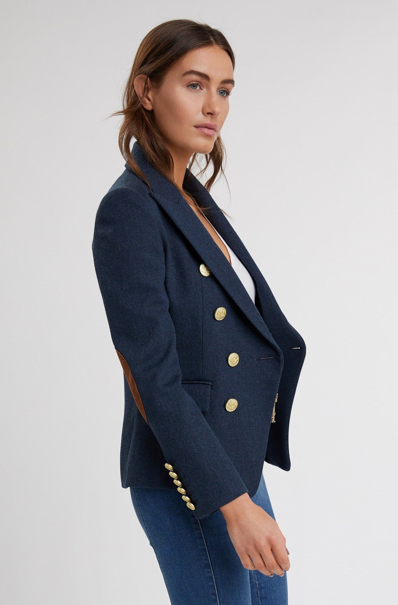 Knightsbridge Blazer (Denim)