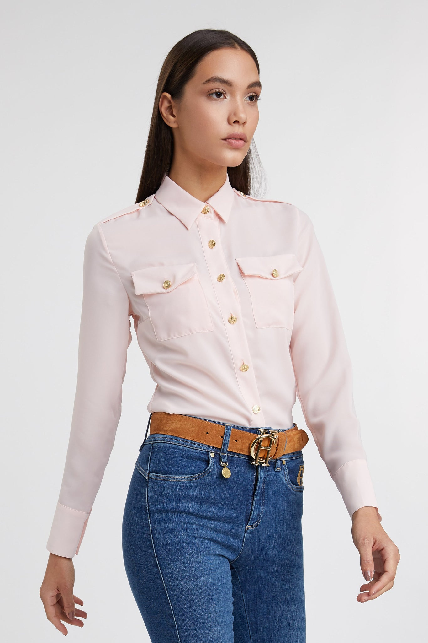 Luxury Shirt (Pink)