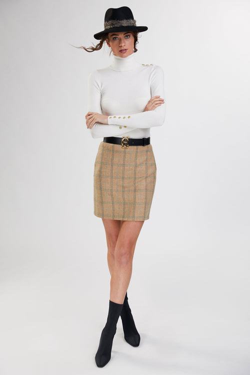 Chelsea Skirt (Airforce)