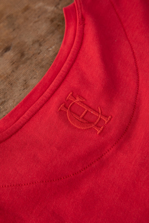 HC Heritage Tee (Red/Gold)