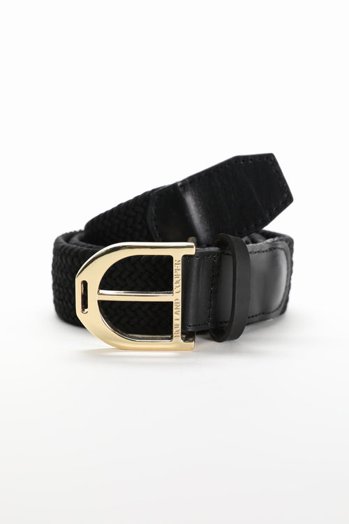 Stirrup Belt (Black)