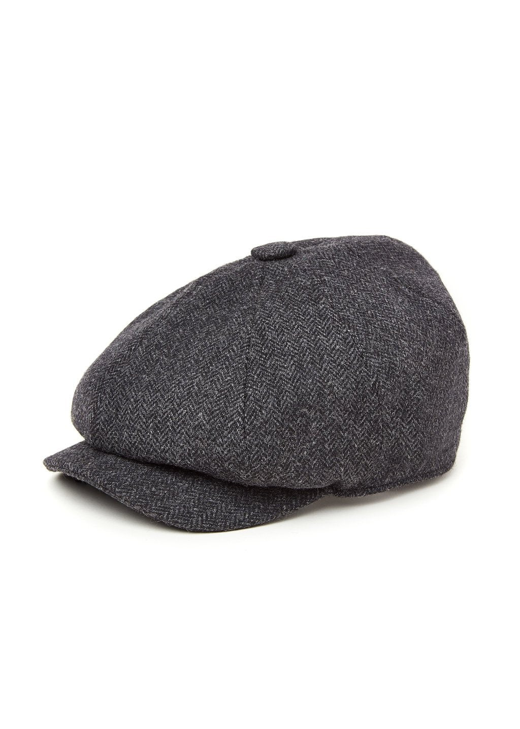 Baker Boy Cap (Soft Graphite)