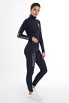 Sport Legging (Ink Navy)