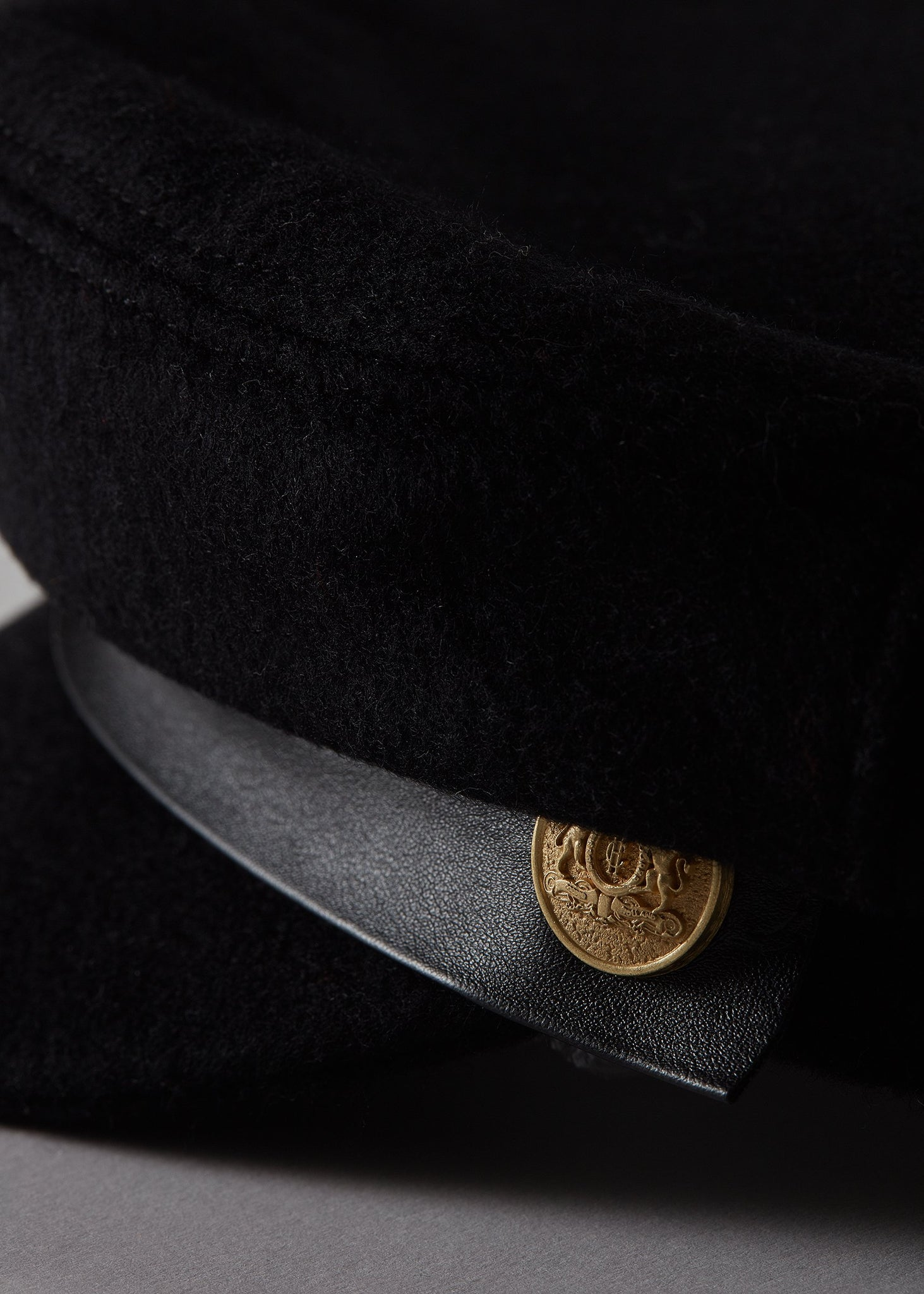 Bretton Hat (Black)