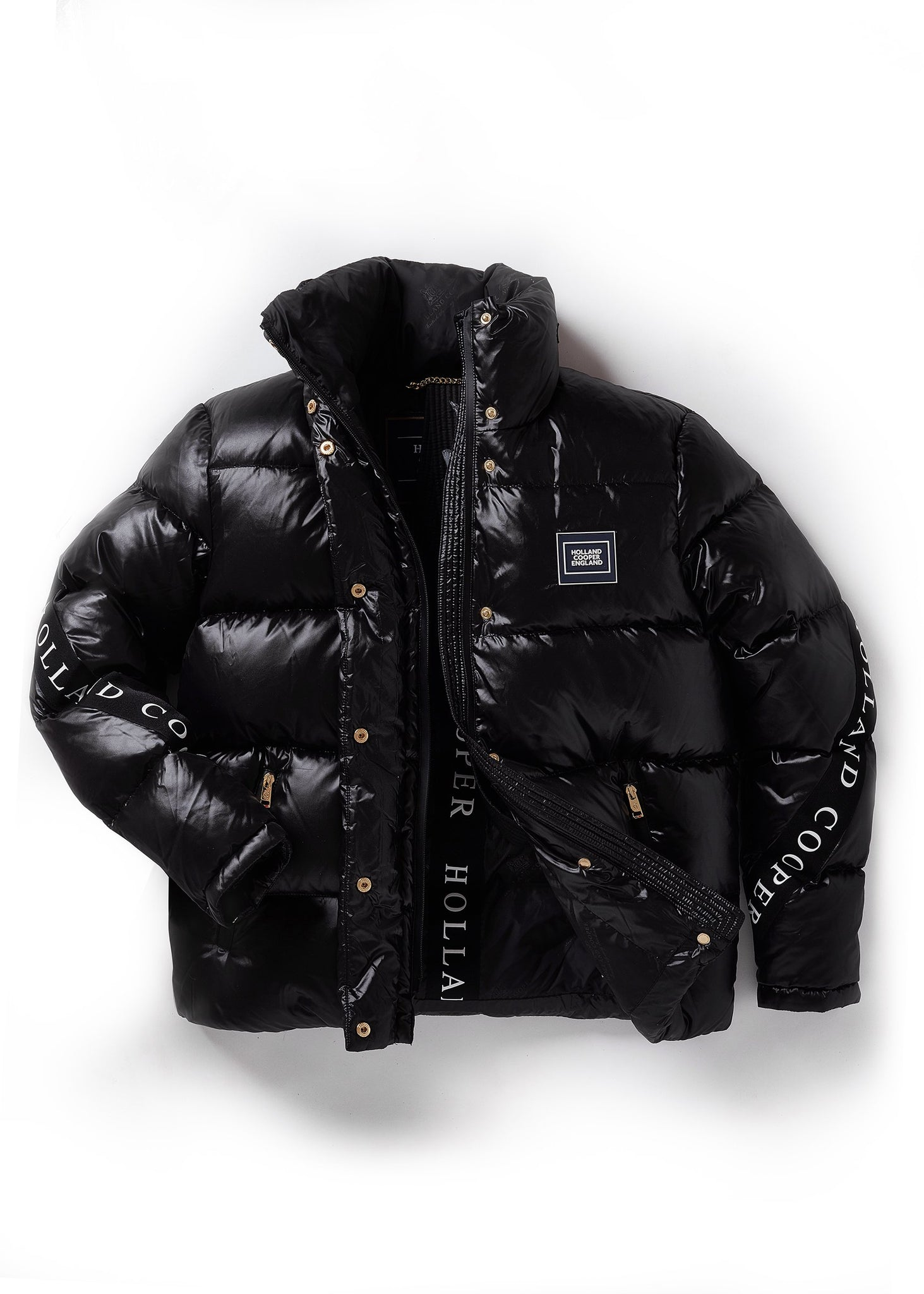 Camden Down Puffer (Black)