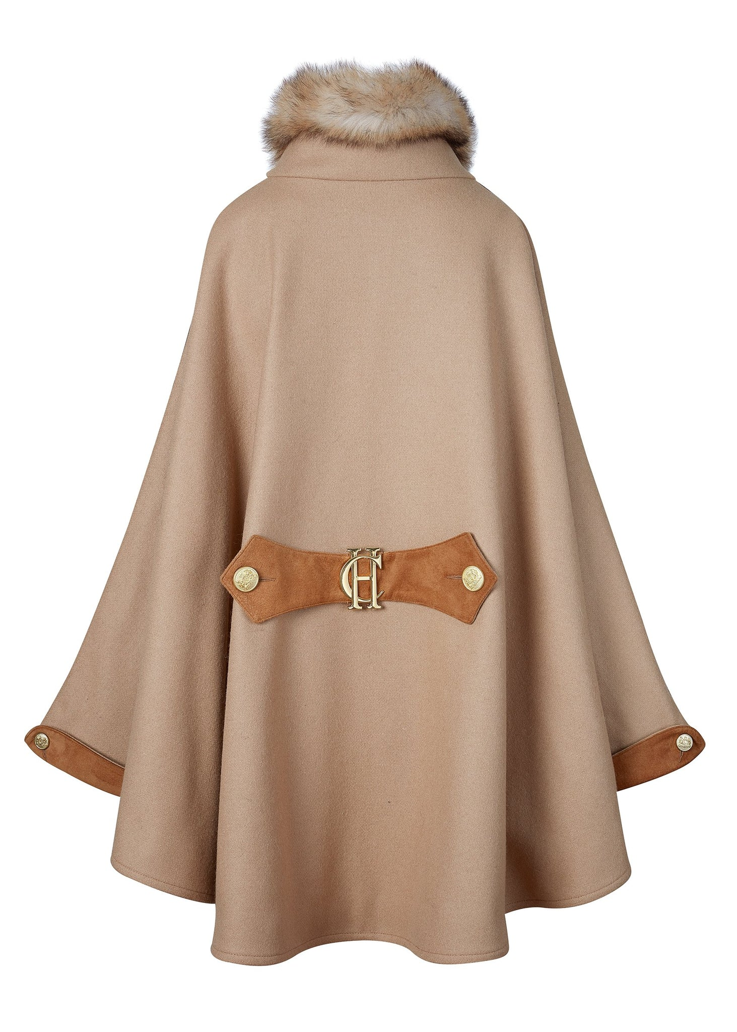 Chiltern Cape (Camel)