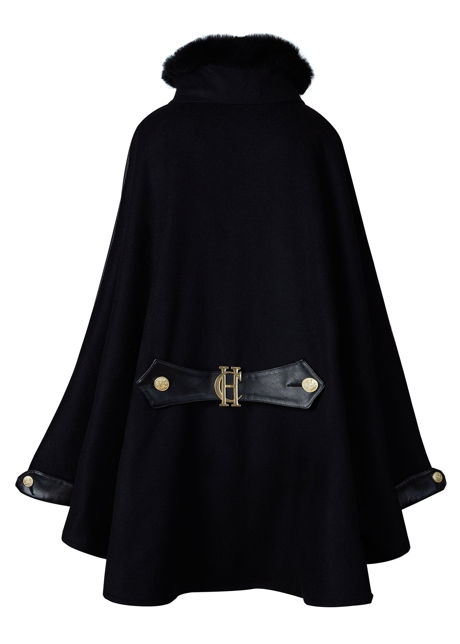 Chiltern Cape (Soft Navy)