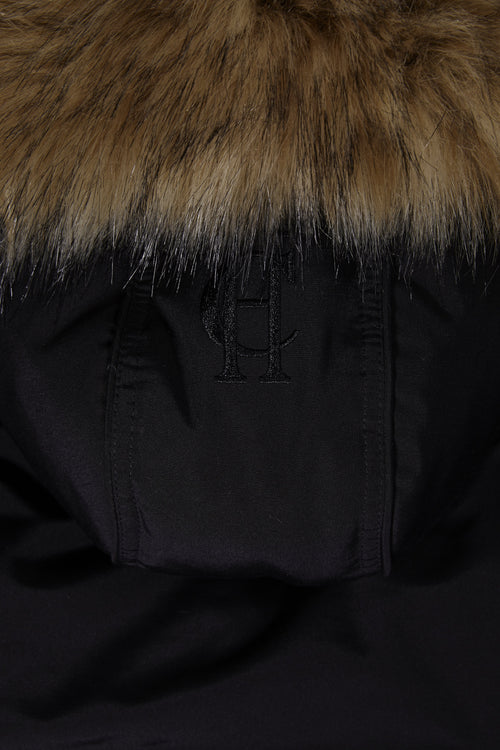 Mountaineer Parka (Black)