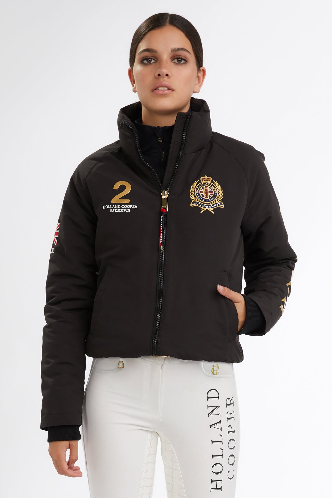 Equi Team Jacket (Black)