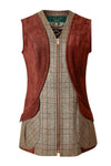 Field Vest (Bourbon Tweed)