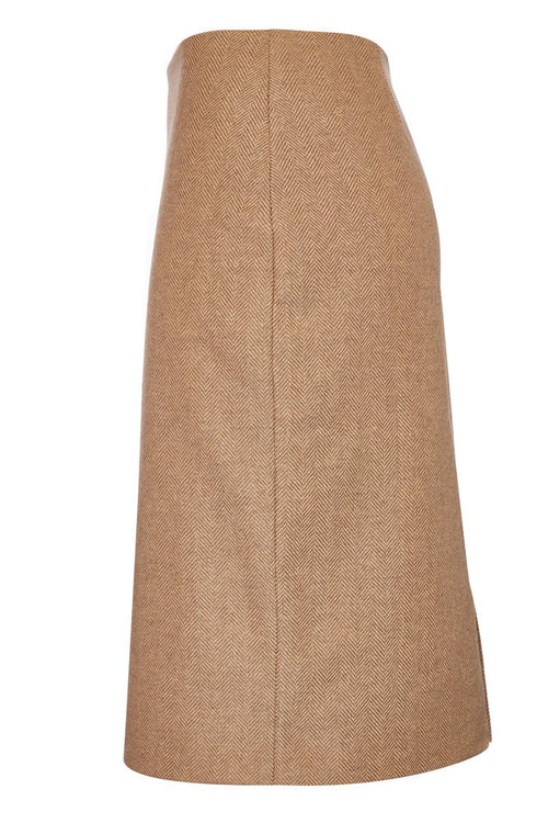 Chelsea Pencil Skirt (Duke)