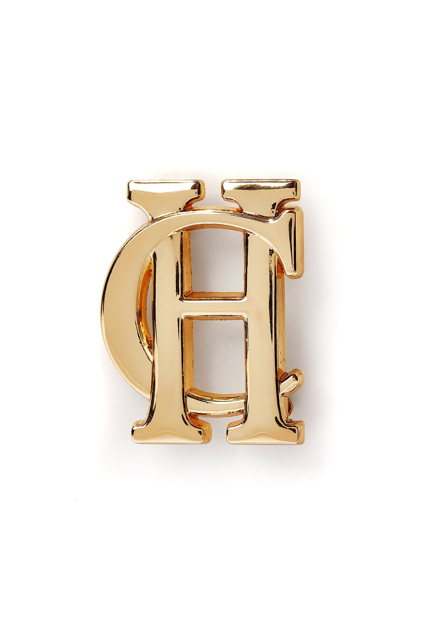 HC Brooch (Gold)