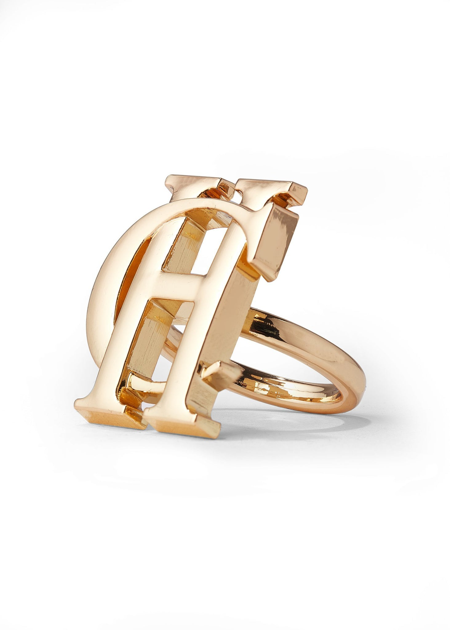 HC Scarf Ring (Gold)