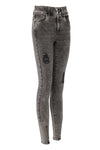 Jodhpur Jean (Distressed Ash Grey)
