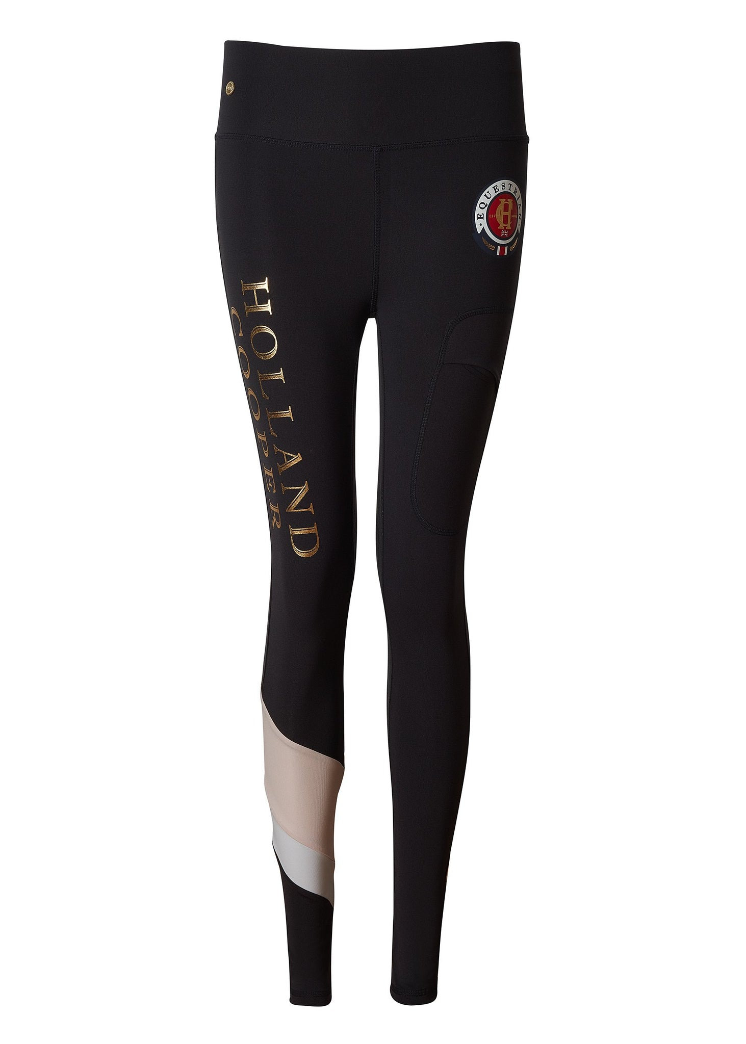 Heritage Legging (Charcoal)