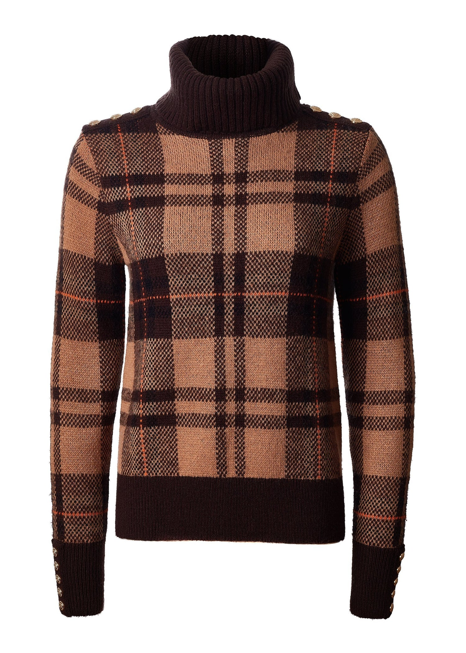 Camel Check Jumper