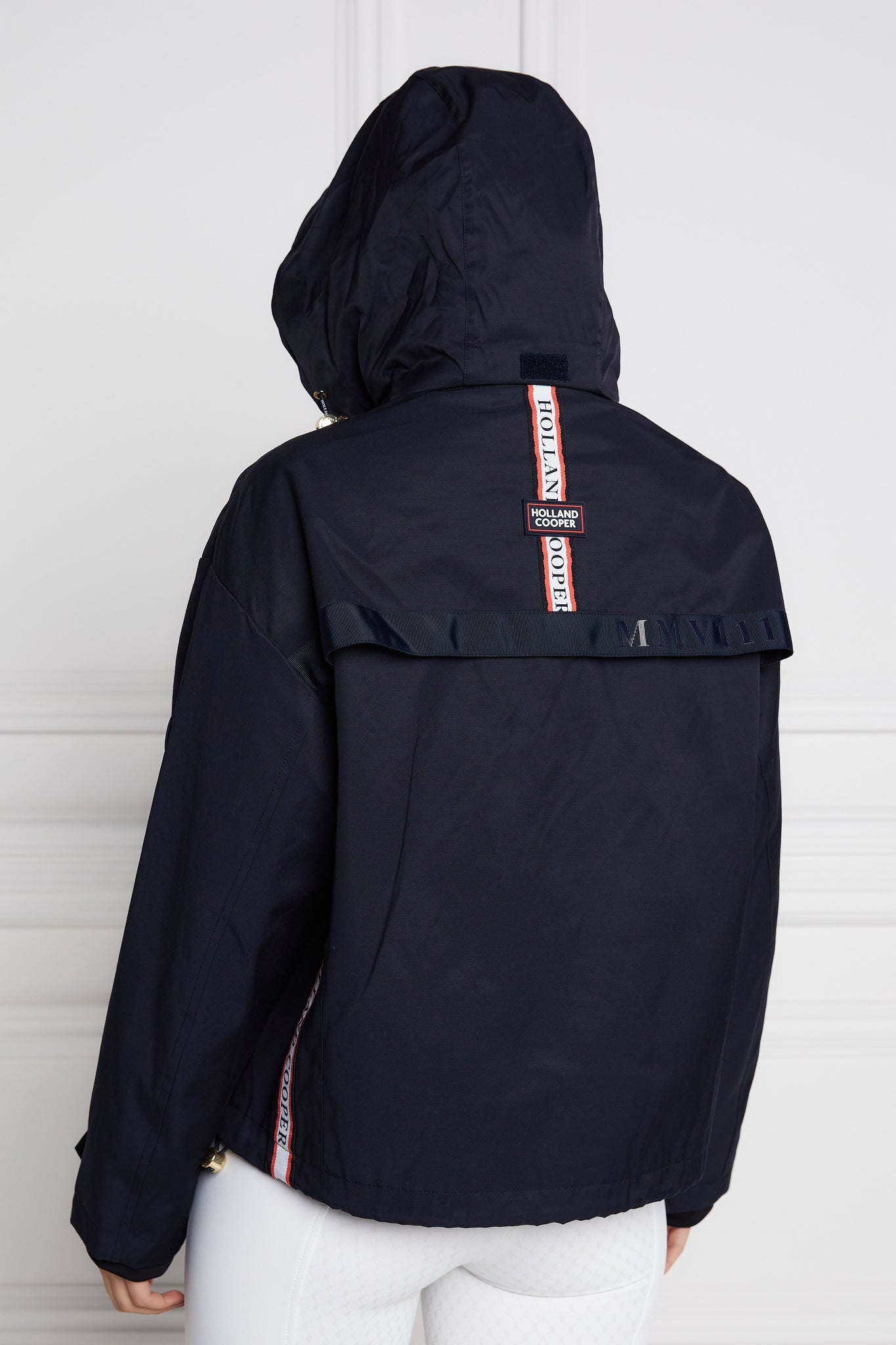 Alenah Training Jacket (Ink Navy)
