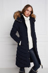The Wellington Coat (Ink Navy)