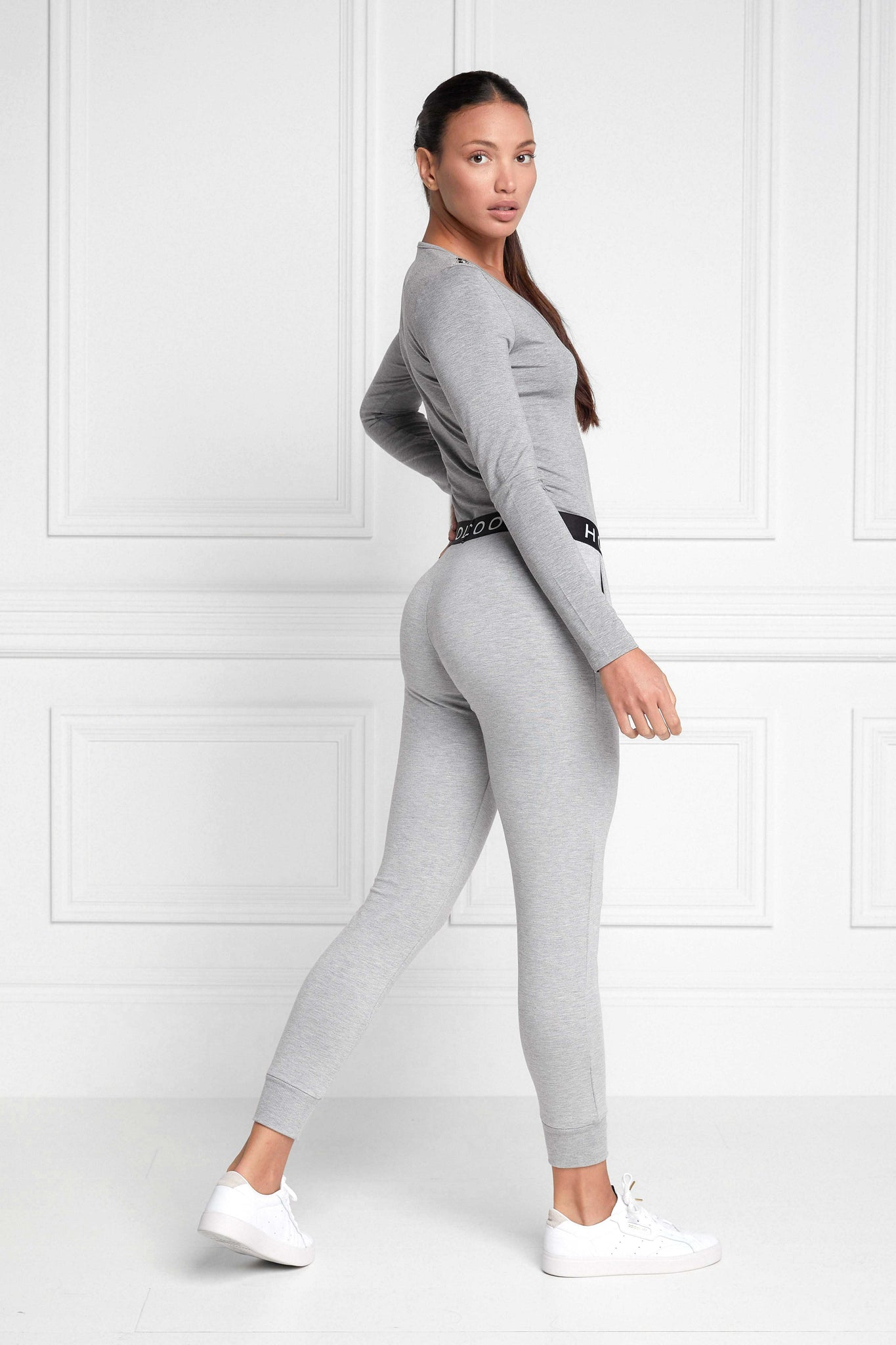 Lounge Jogger (Grey Marl)