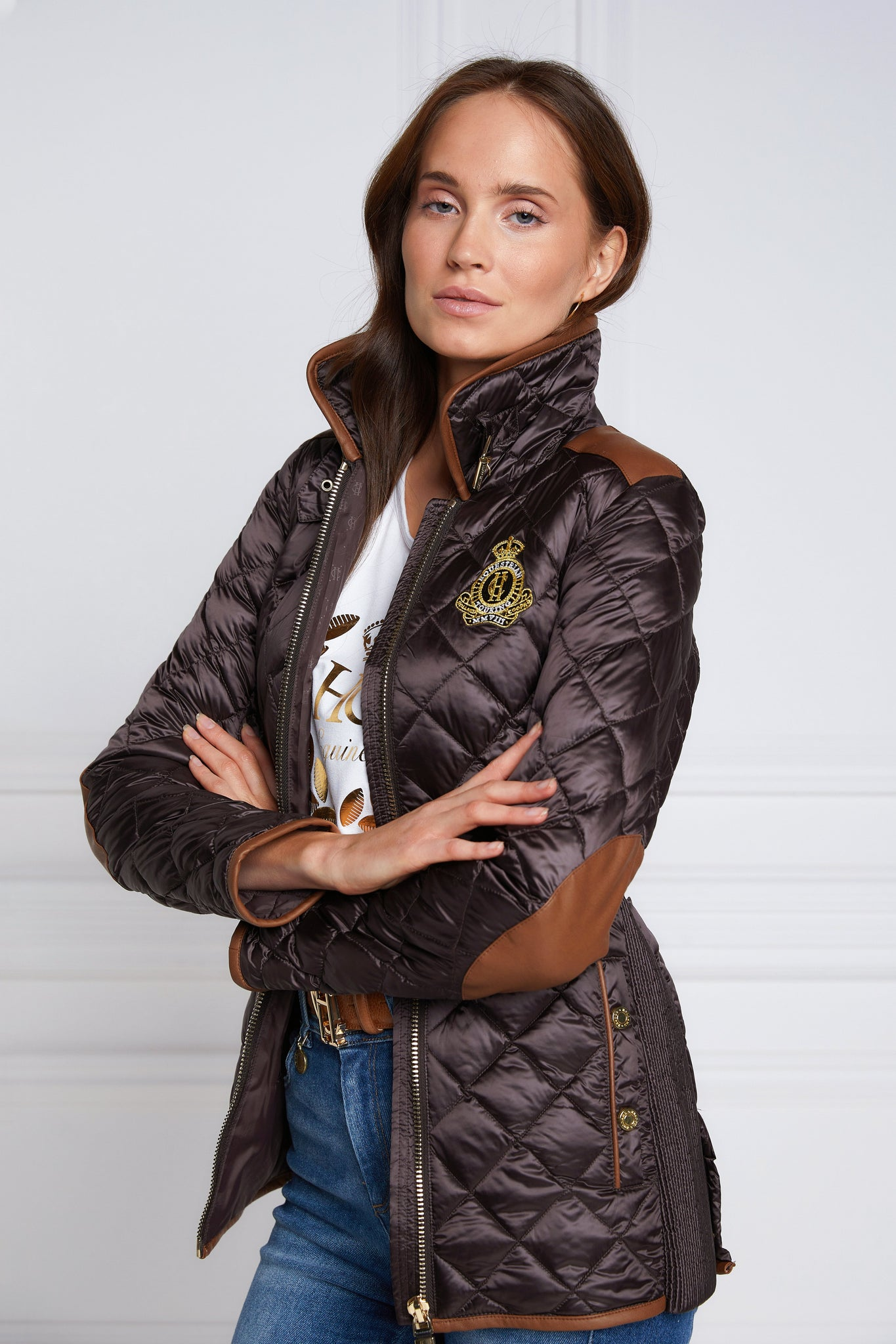 Studland Jacket (Chocolate)