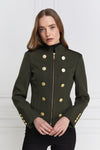 Windsor Jacket (Khaki)
