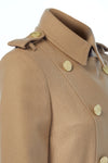 Marlborough Trench Coat (Camel)