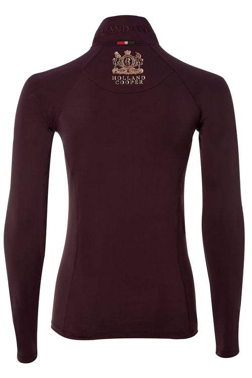 Equi Base Layer (Mulberry)