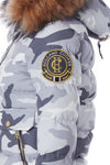 Ventina Puffer (Ice Camo - Limited Edition)