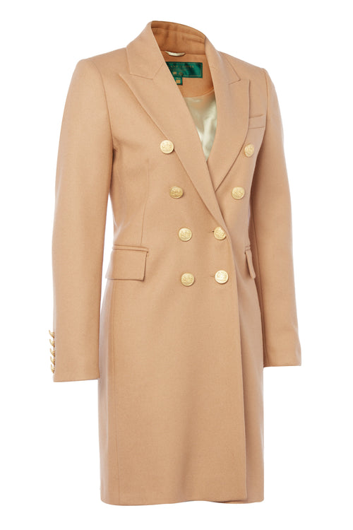 Knightsbridge Coat (Camel)