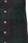 St James Waistcoat (Blackwatch)