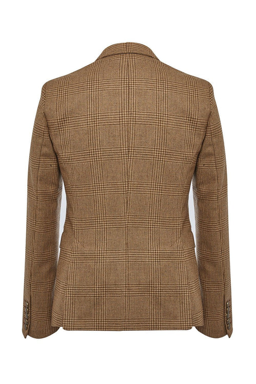 St James Jacket (Tawny)