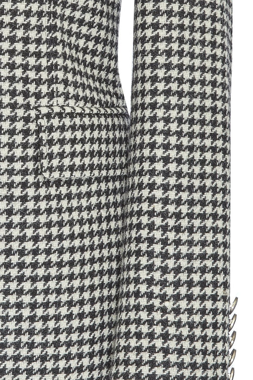Finsbury Over Coat (Houndstooth)