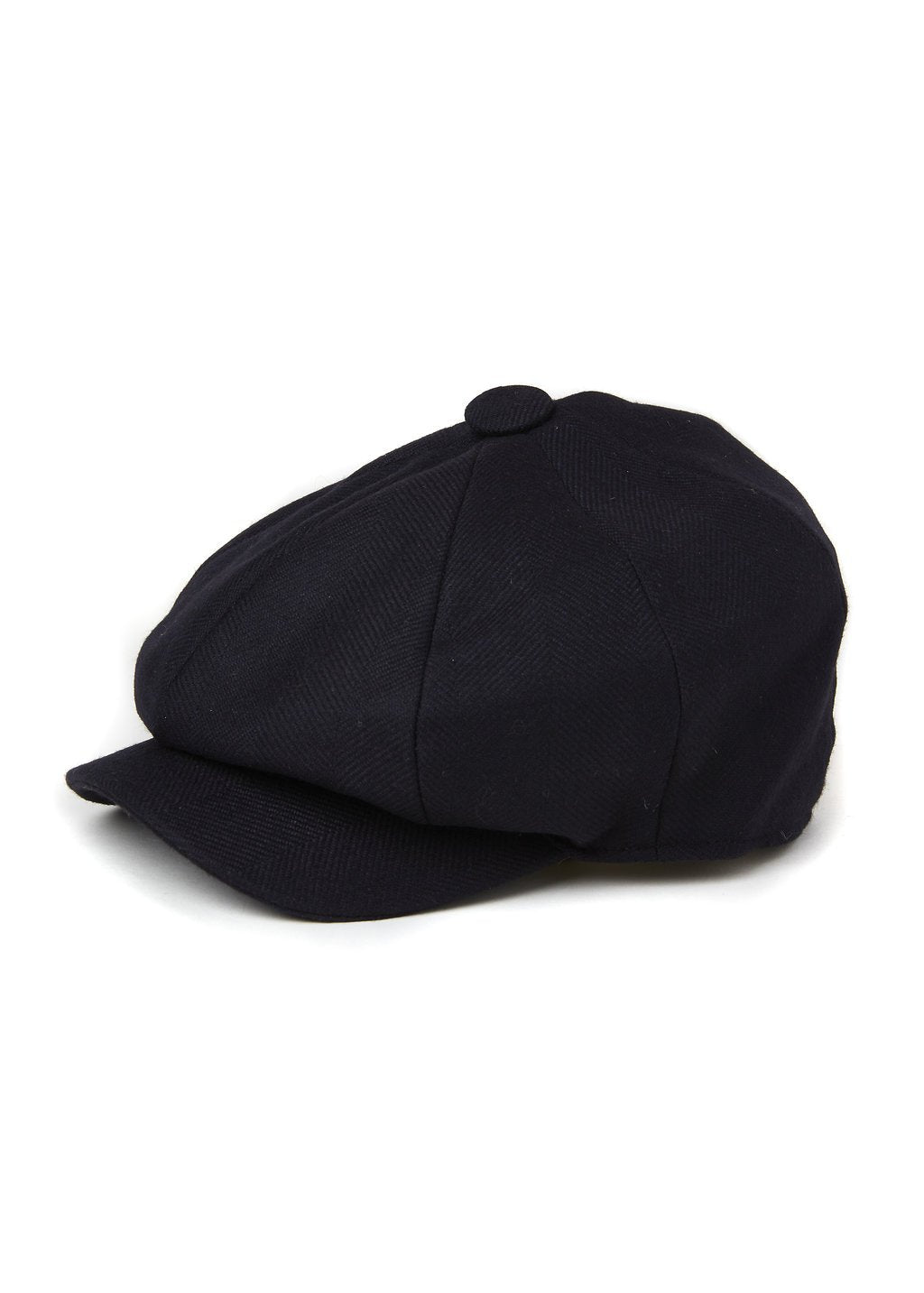 Baker Boy Cap (Soft Navy)