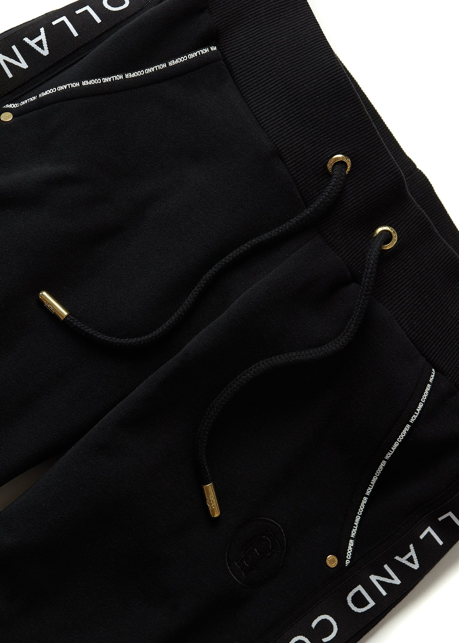 Deluxe Jogger (Black)