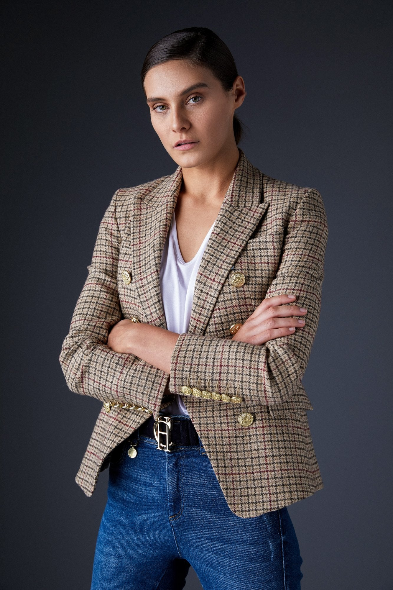 Knightsbridge Blazer (Charlton Tweed)