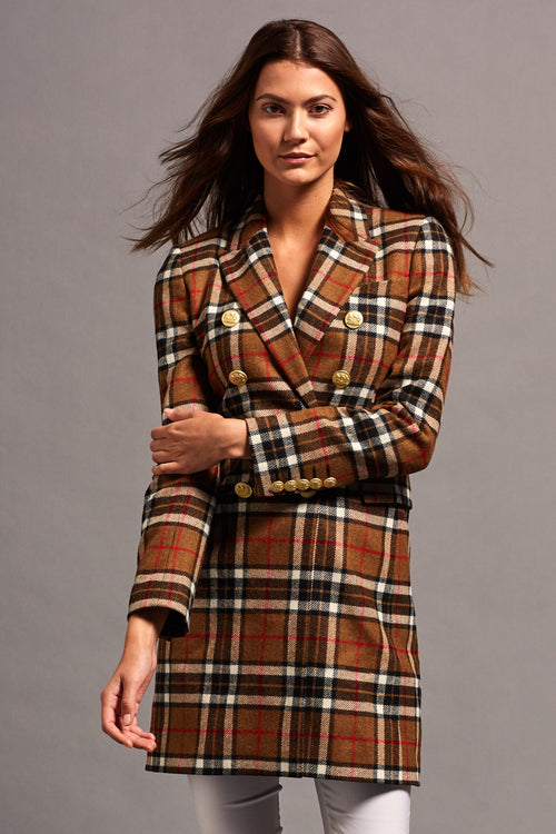 Knightsbridge Coat (House Check)
